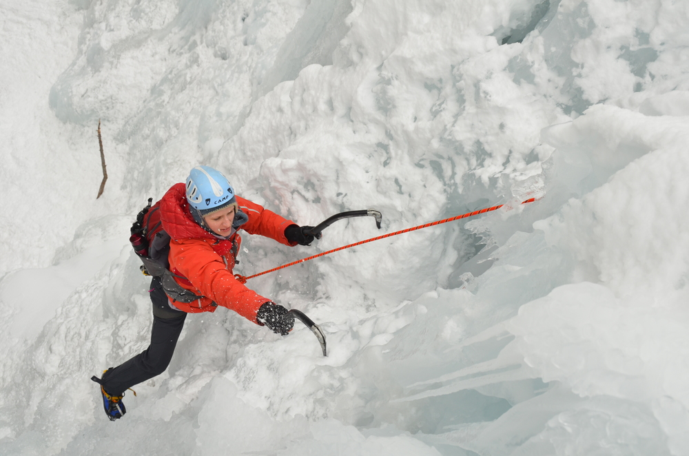 Intro to Ice Climbing (CO)