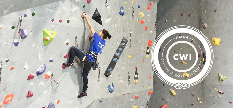Amga Climbing Wall Instructor Course Ascent Climbing