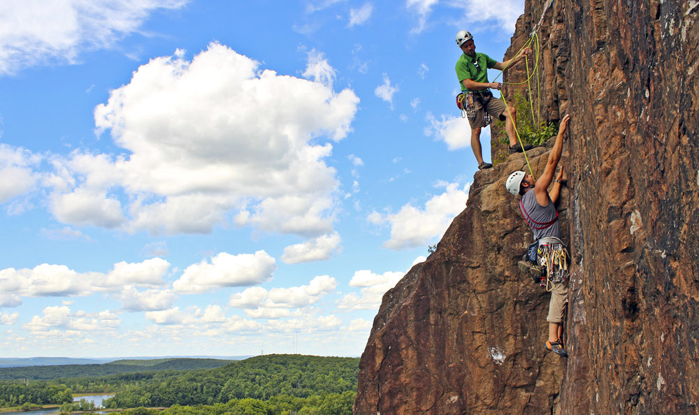 Rock Climbing Courses