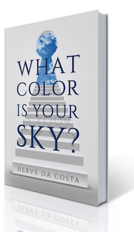 What Color Is Your Sky from Author Hervé Da Costa — hervé