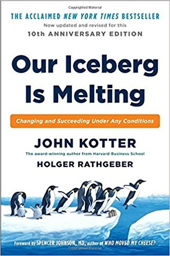 Our Iceberg Is Melting Changing and Succeeding Under Any Conditions.jpg