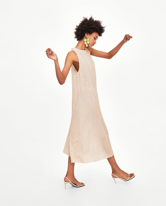 Zara Long Polka Dot Dress.jpg