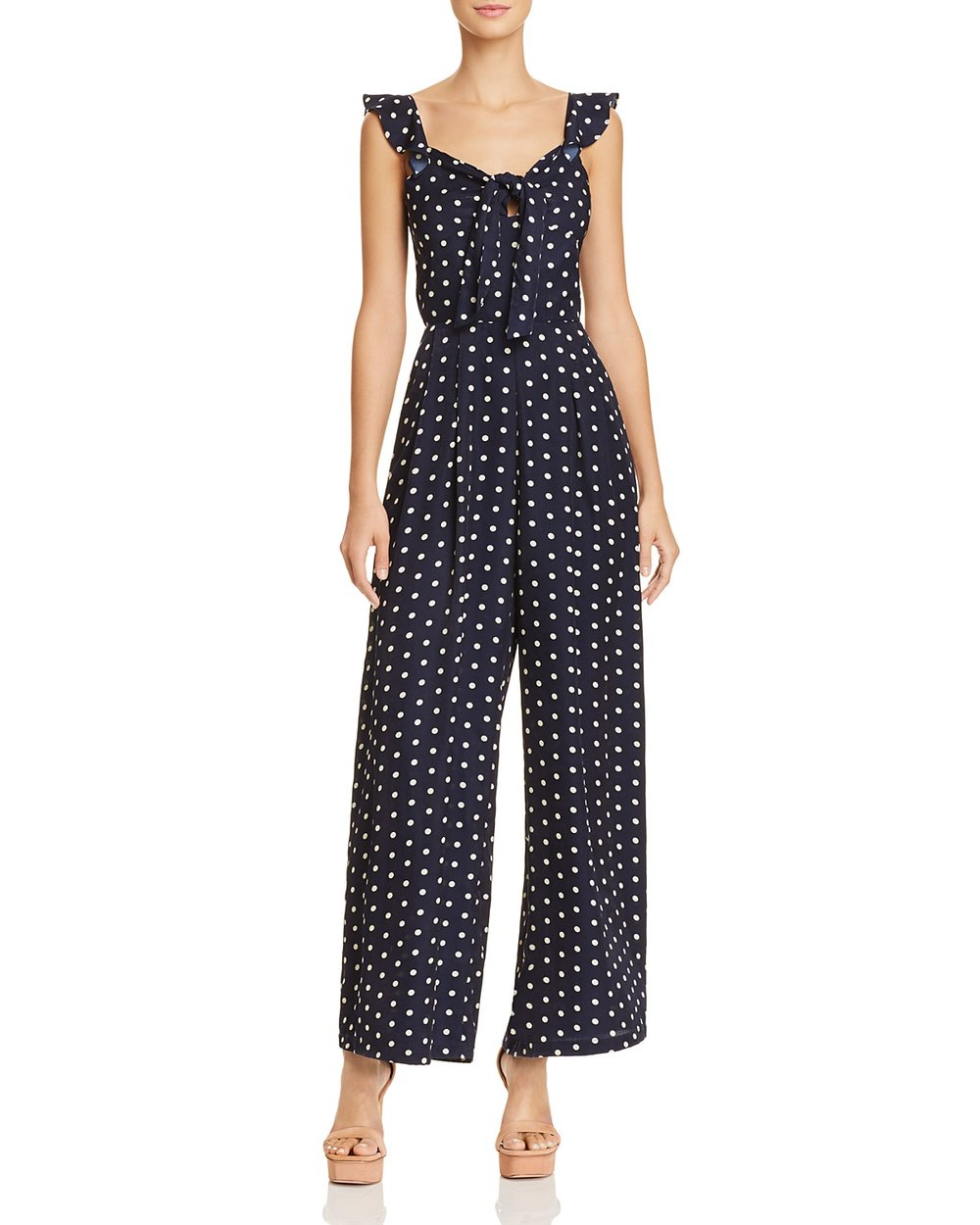 Lucy Paris Polka Dot Wide Leg Jumpsuit.jpeg