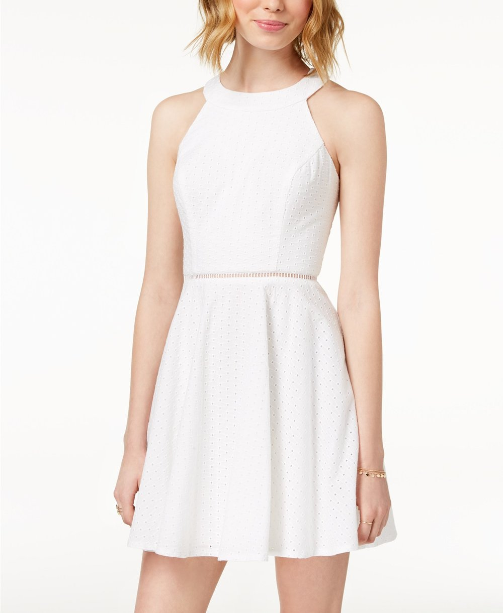 City Studios Eyelet Dress.jpeg
