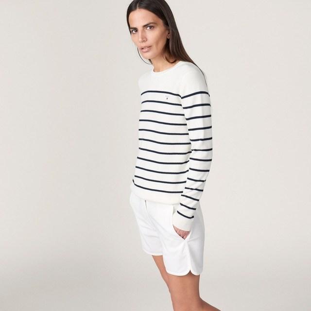 GANT Cotton Piqué Breton Stripe Sweater .jpg