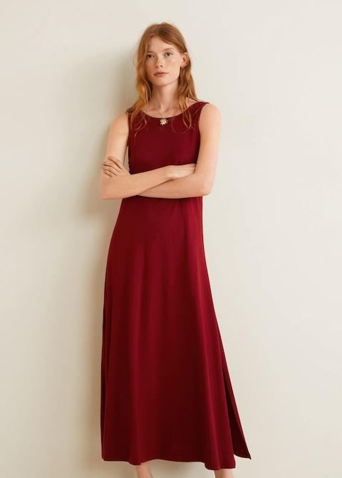 Burgundy Mango Dress.jpg