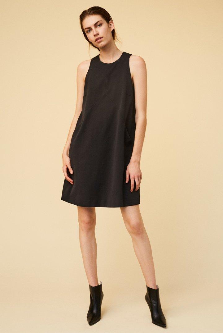 Lindsay Nicholas NY Perfect Dress with Short Sleeve.jpg