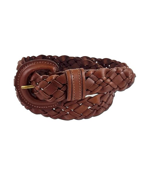 Brown Woven Belt.jpeg