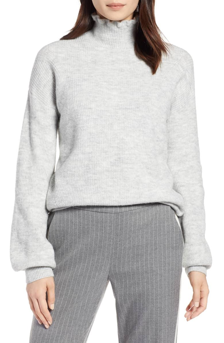 Halogen Ruffle Neck Sweater.jpeg