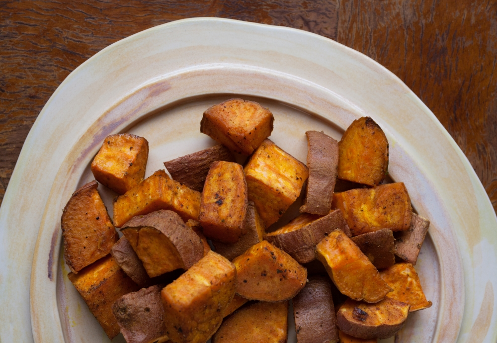 Anti-inflammatory Roasted Yams