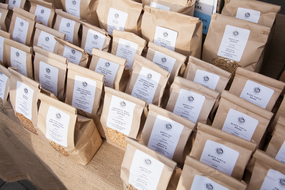 A Quick Look at Local Grains - The Greenmarket Regional Grains Project