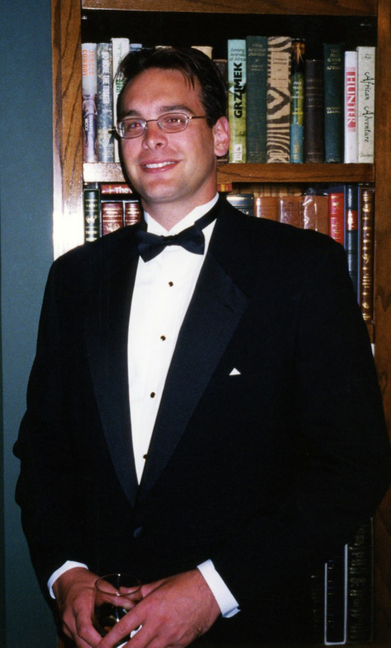 Tony Giese, New Years Eve, 2000