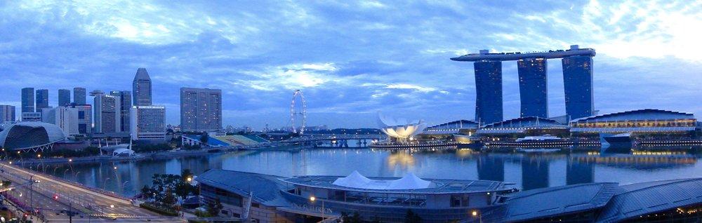 The Harbor in Singapore