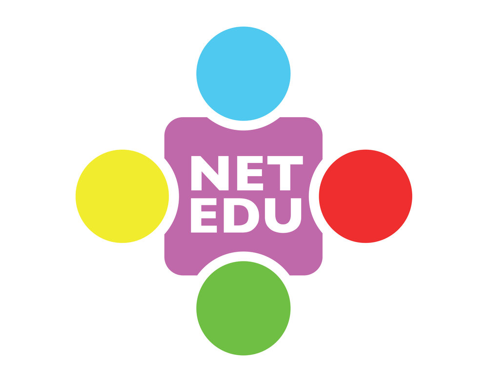 NET EDU Logo Design