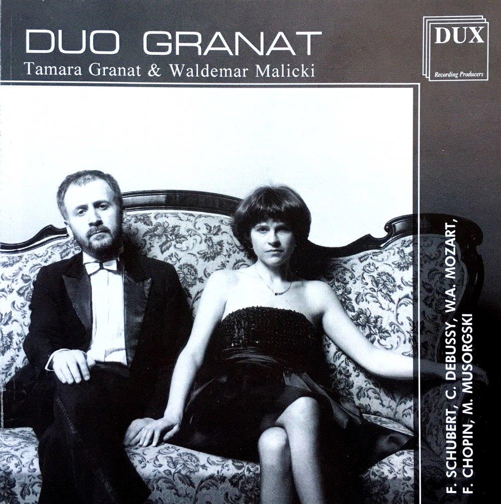 Duo Granat - Recital