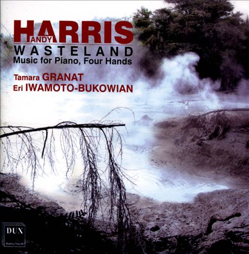 Andy Harris: Wasteland