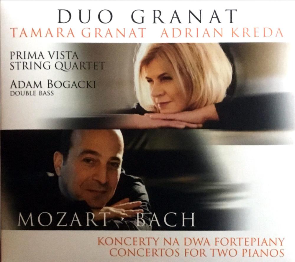 Mozart/Bach - Complete Piano Concertos for 2 pianos