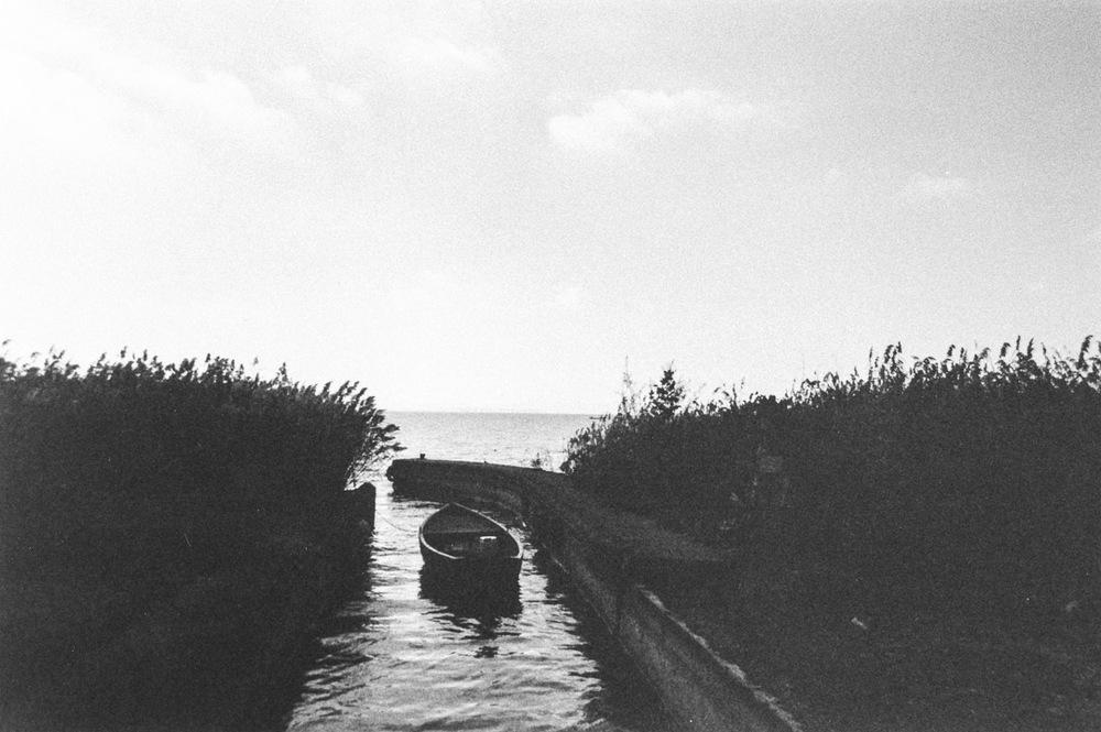 Lake Garda // Nikon FM2 + Ilford HP5 Plus 400