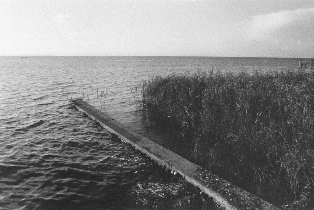 Garda Lake // Nikon FM2 + Ilford HP5 Plus 400