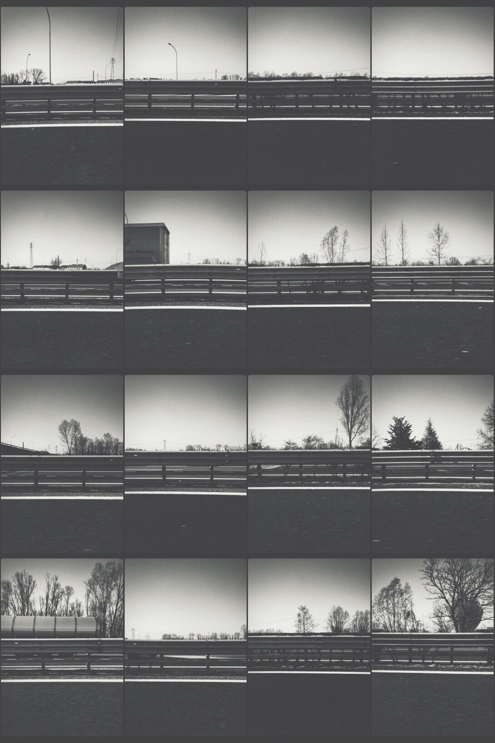 A4 Highway // iPhone 6 + Pocketbooth
