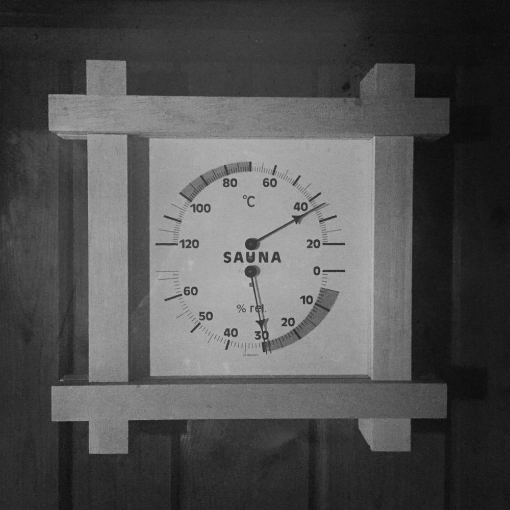 Sauna // iPhone + Hipstamatic