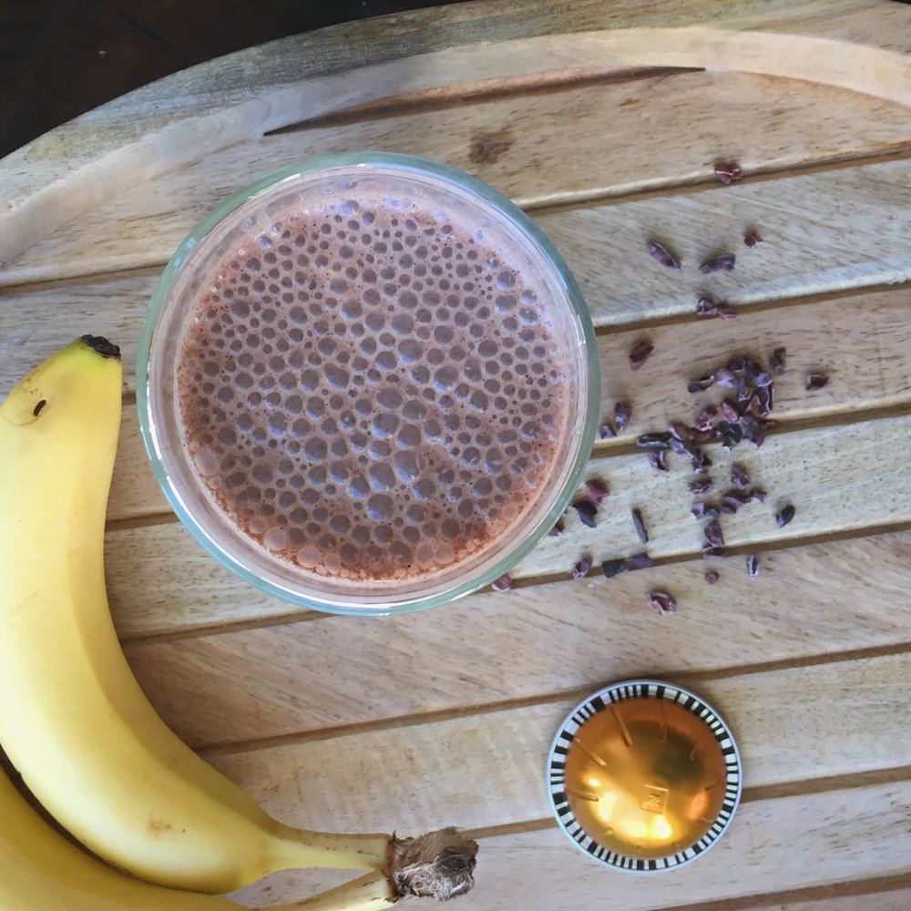 Monkey Business Smoothie