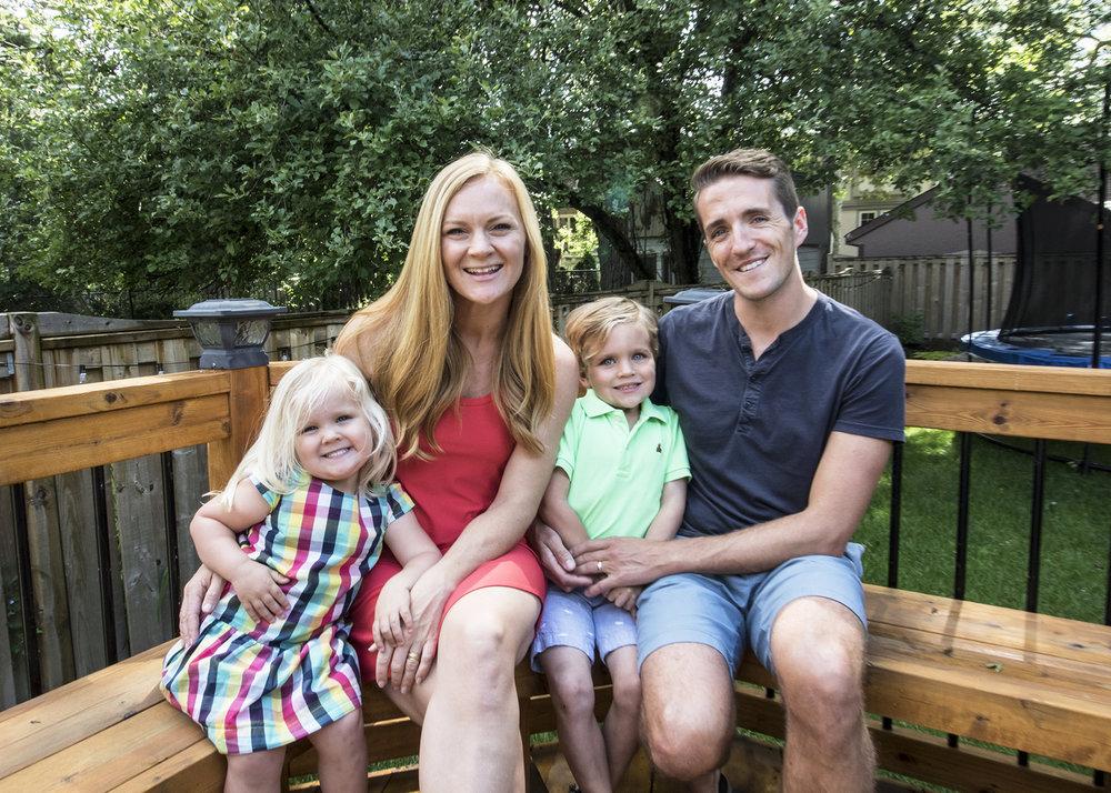 Kingsway Harrison Family