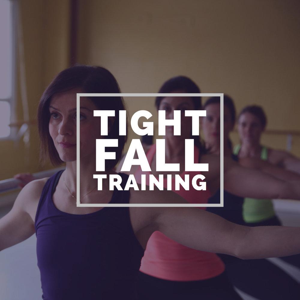 Tight Fall Training