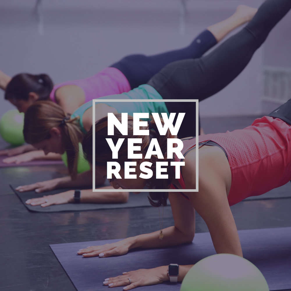 New Year Reset