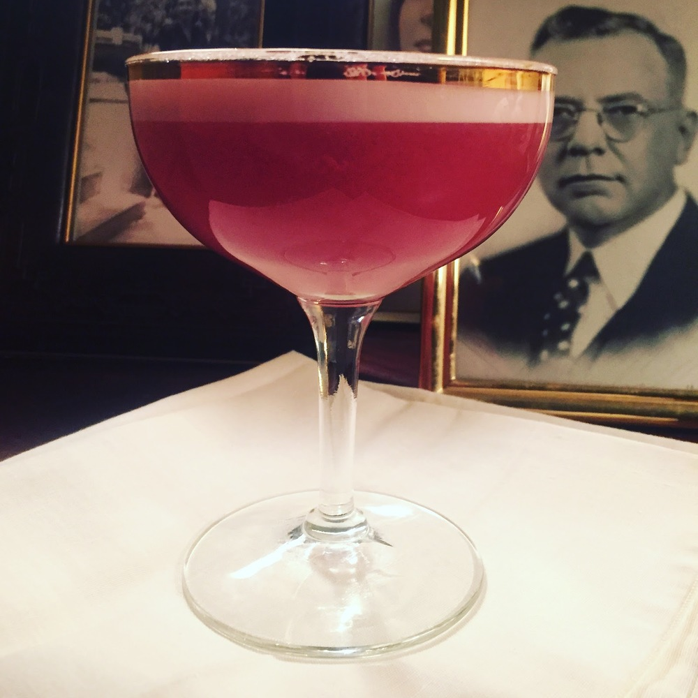 Tudor Rose Cocktail