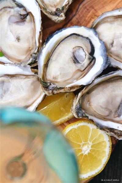 Massacre Island Oysters