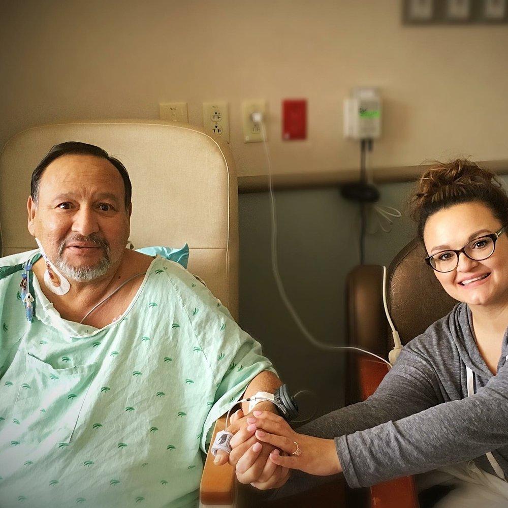 Twenty-four hours post transplant.