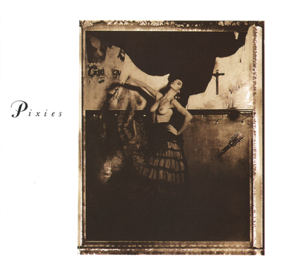 Surfer Rosa, by the Pixies