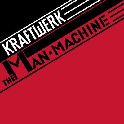 Man Machine by Kraftwerk uploaded by Joshua B. Hoe