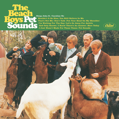 Pet Sounds, The Beach Boys