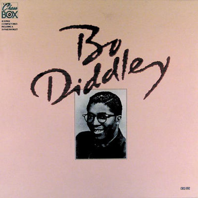 The Chess Box Set by Bo Diddley