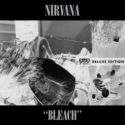 Bleach by Nirvana