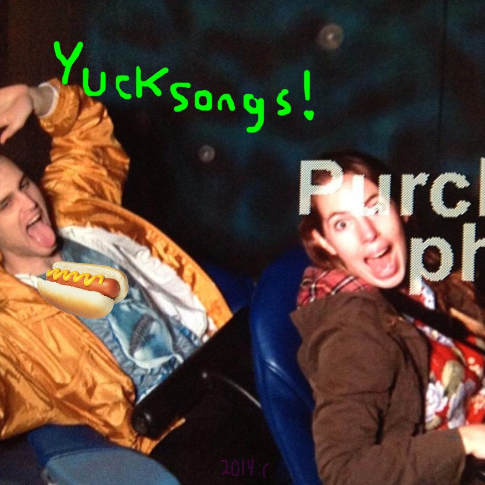 Terror Pigeon!, Yuck Songs 2014 :(