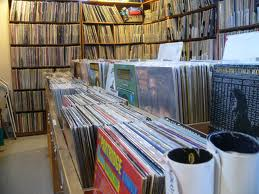 The Way It Used To Look At The Record Store