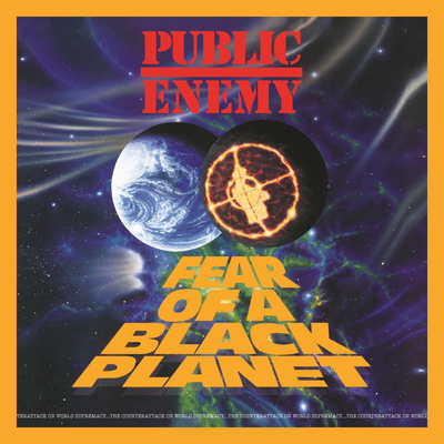 Public Enemy, Fear of A Black Planet