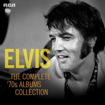 Elvis Presley, The Complete '70s Album Collection
