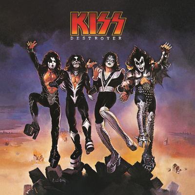 Kiss, Destroyer