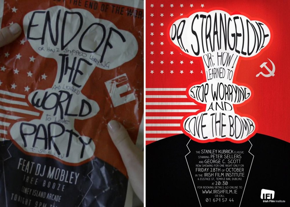 Dr Strangelove End of the World Party Flier.jpg