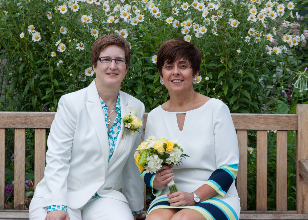 Patti & Marian Wedding