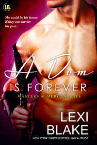 Lexi Blake, A Dom Is Forever, Ella Sheridan, erotic romance, BDSM, reading