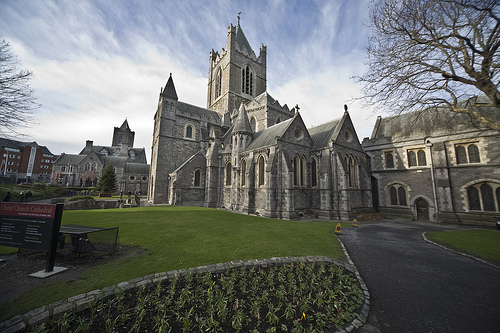 Christ Church, Dublin, Ireland, travel, trip, Ella Sheridan