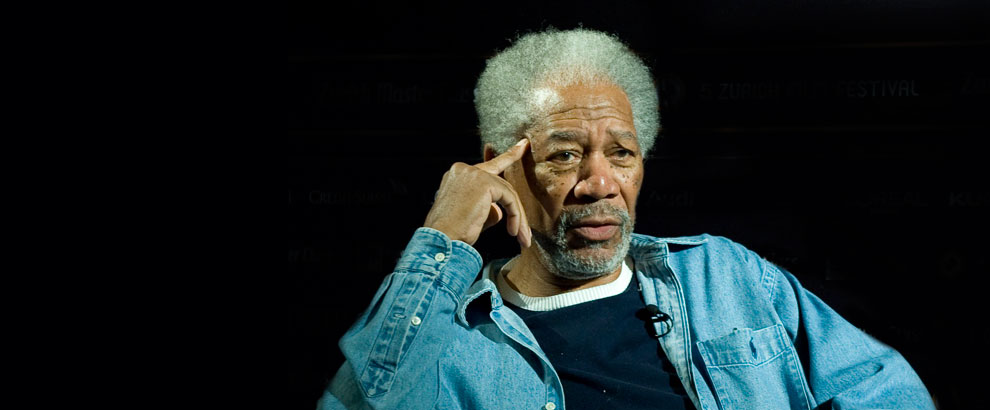 funny friday, morgan freeman