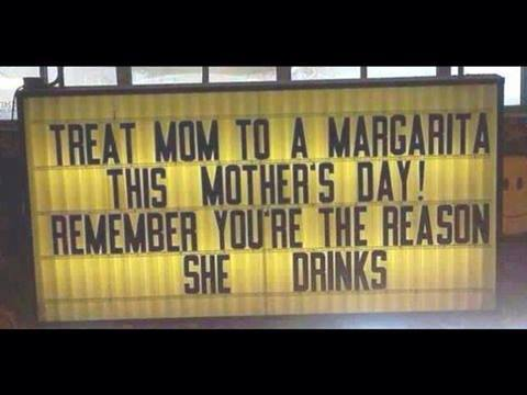 funny friday, mother's day
