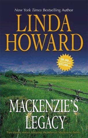 ella sheridan, romance, linda howard, mackenzies