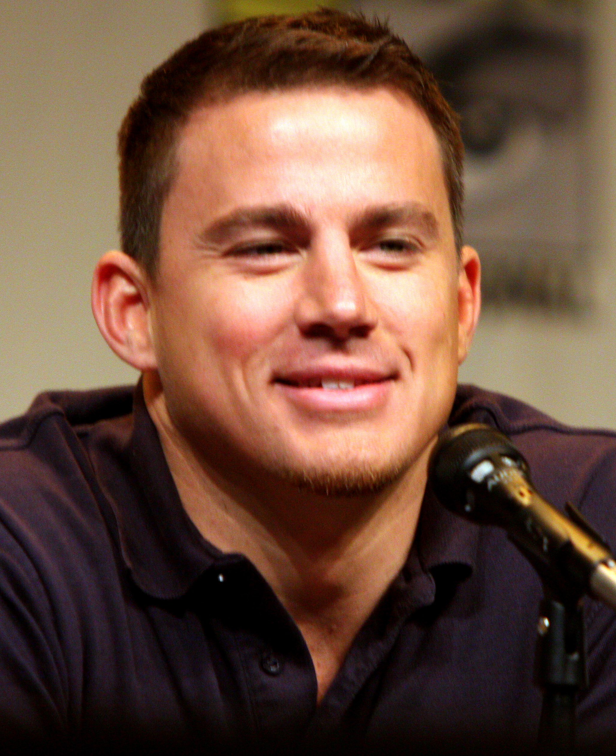 By Gage Skidmore (Channing Tatum) [CC-BY-SA-2.0 (http://creativecommons.org/licenses/by-sa/2.0)], via Wikimedia Commons